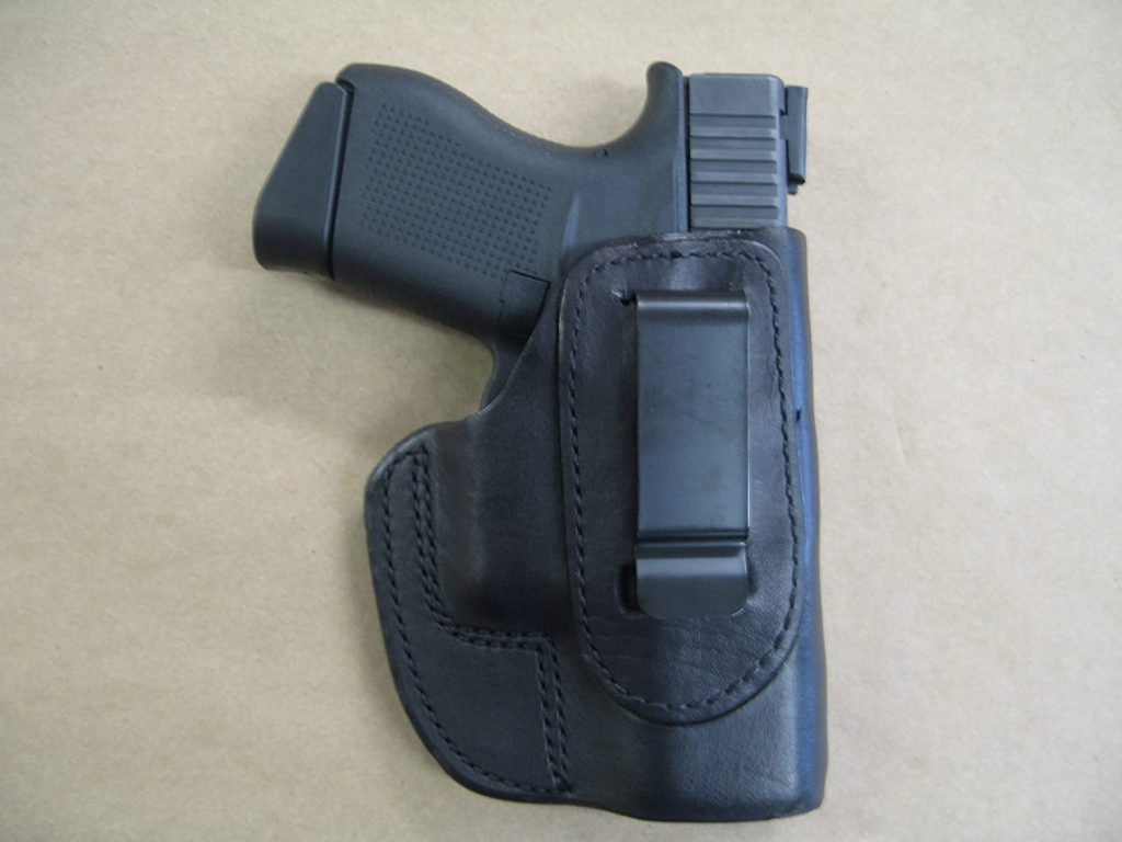 The different types of holsters that are used