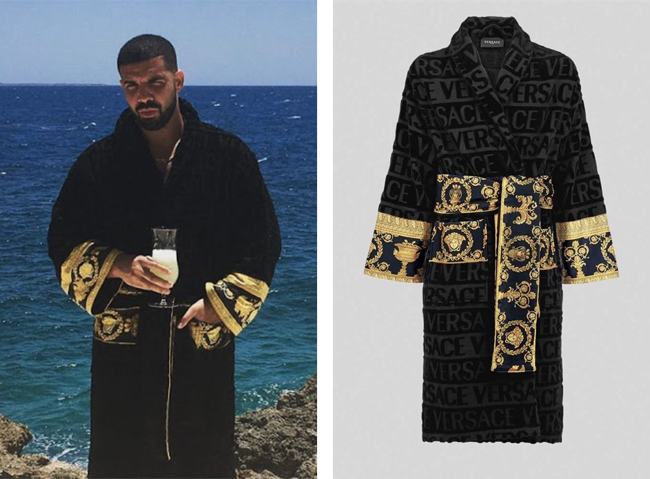 Mens Silk Dressing Gowns